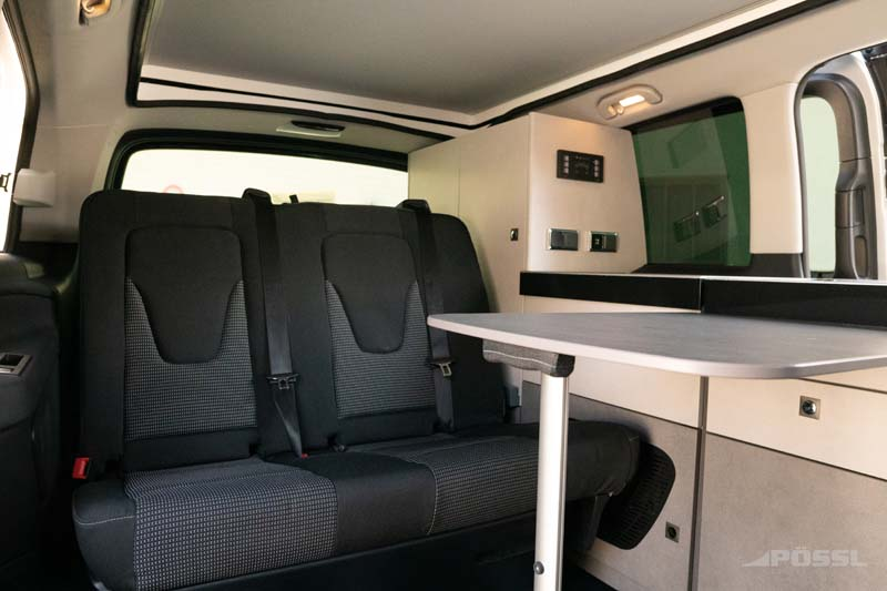 Poessl Campstar Mercedes V-Klasse