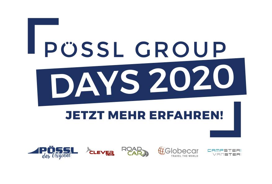Poessl Group Days