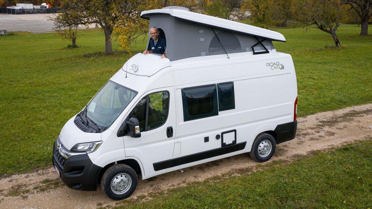 Aufstelldach für Pössl, Globecar und Roadcar – Zwei vollwertige zusätzliche Schlafplätze