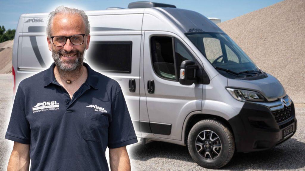 Pössl Caravan Salonn 2021